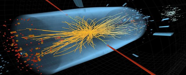 Scientists find particle consistent with Higgs boson