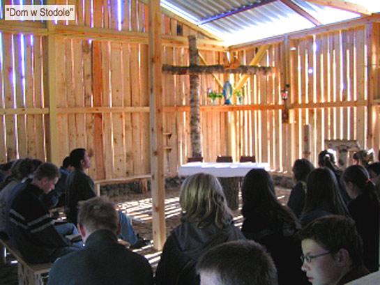 Dom w stodole