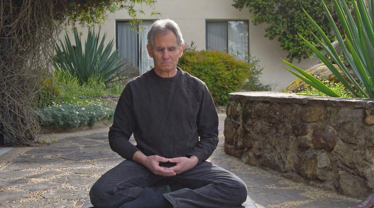 mainguymeditating
